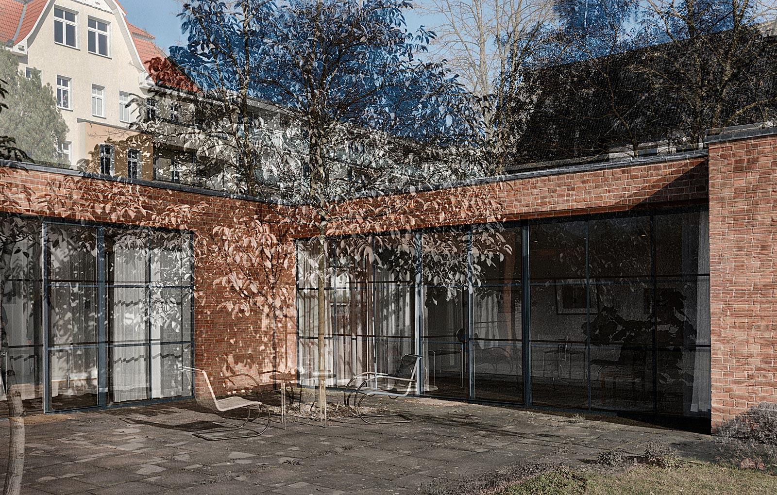 Mies van der Rohe Haus 1938 - 2018