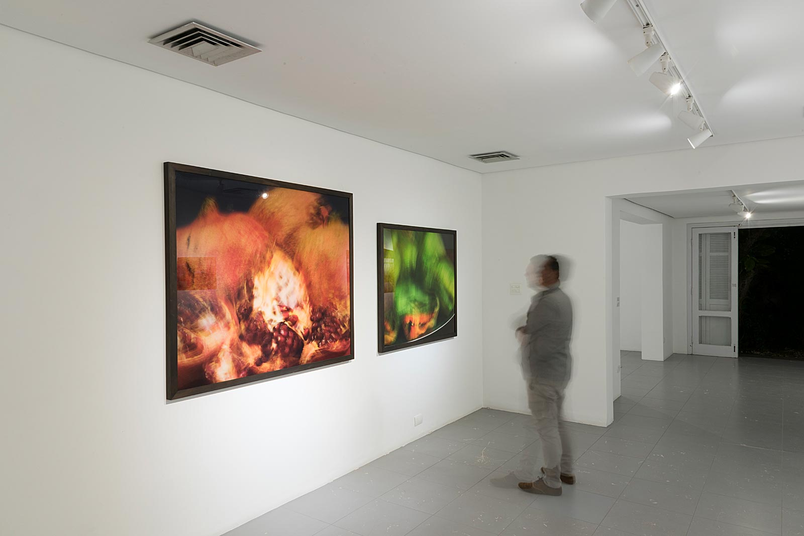 Expedição, Michael Wesely, Casa Nova Arte