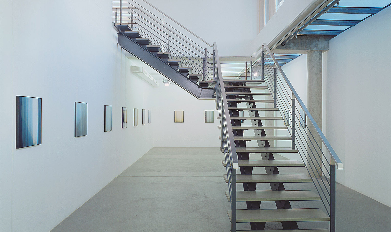 Die Erfindung des Unsichtbaren, Guardini Galerie, Berlin