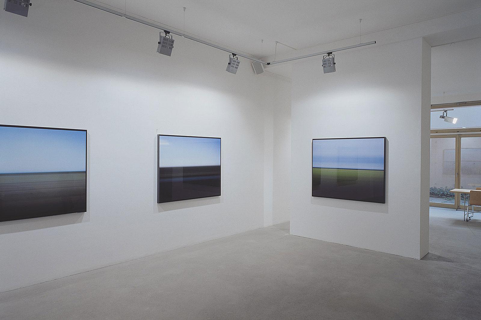 Die Erfindung des Unsichtbaren Guardini Galerie, Berlin