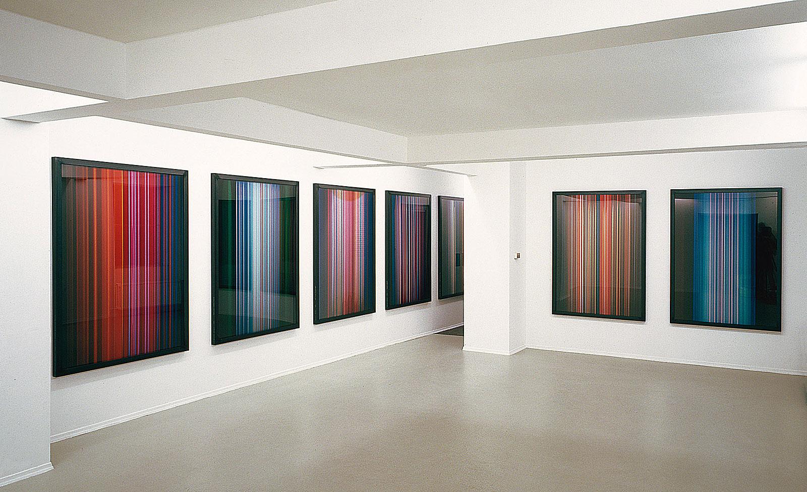 """New York Verticals"" Galerie Walter Storms, München"