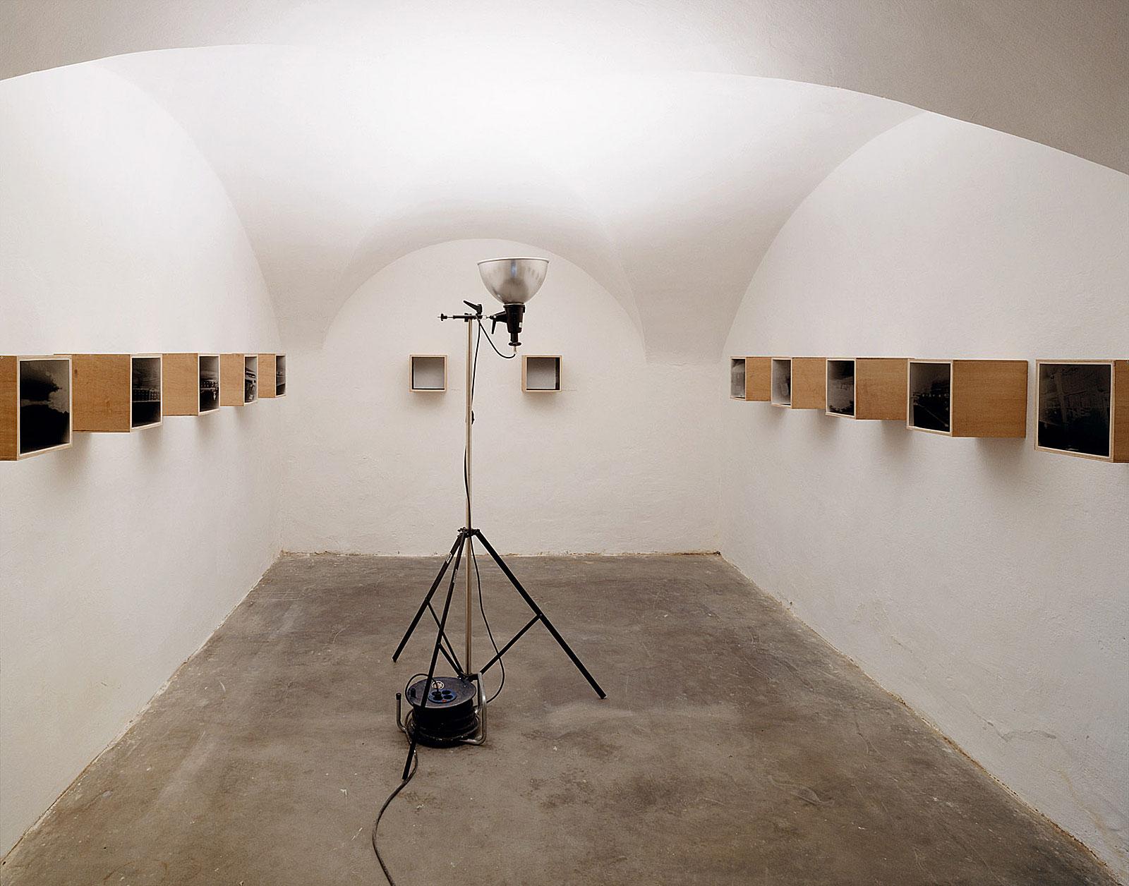 Camera Controversa, Firmian-Salm-Haus, Salzburg 1990