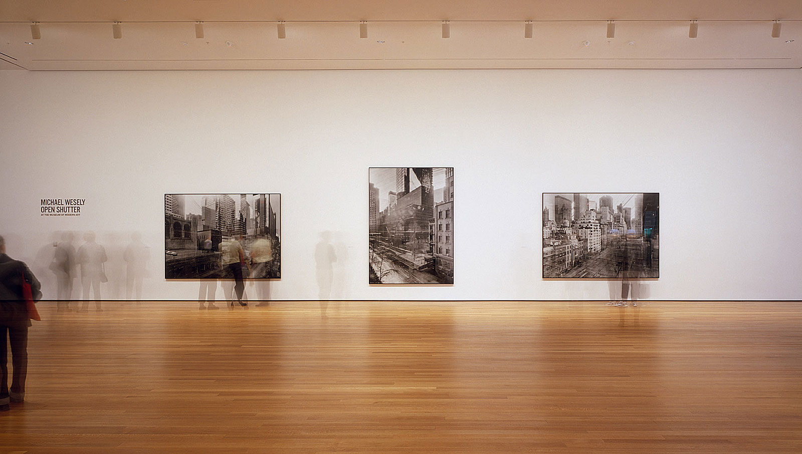 The Museum of Modern Art, New York (14.13 - 14.18 Uhr, 19.11.2004)