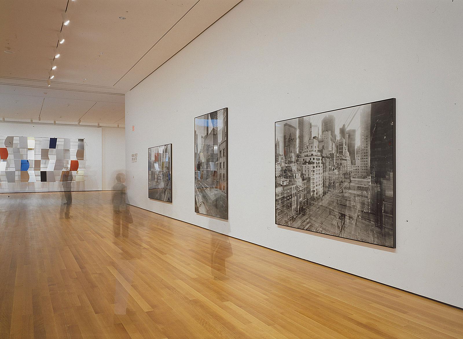 The Museum of Modern Art, New York (14.27 - 14.32 Uhr, 19.11.2004)
