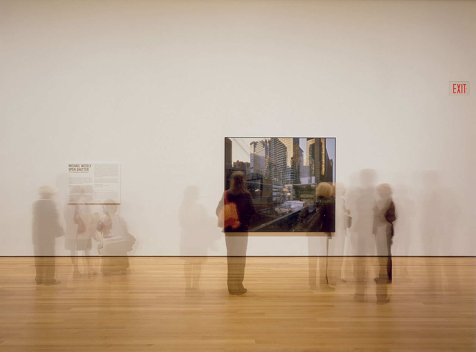 The Museum of Modern Art, New York (14.35 - 14.40 Uhr, 19.11.2004)
