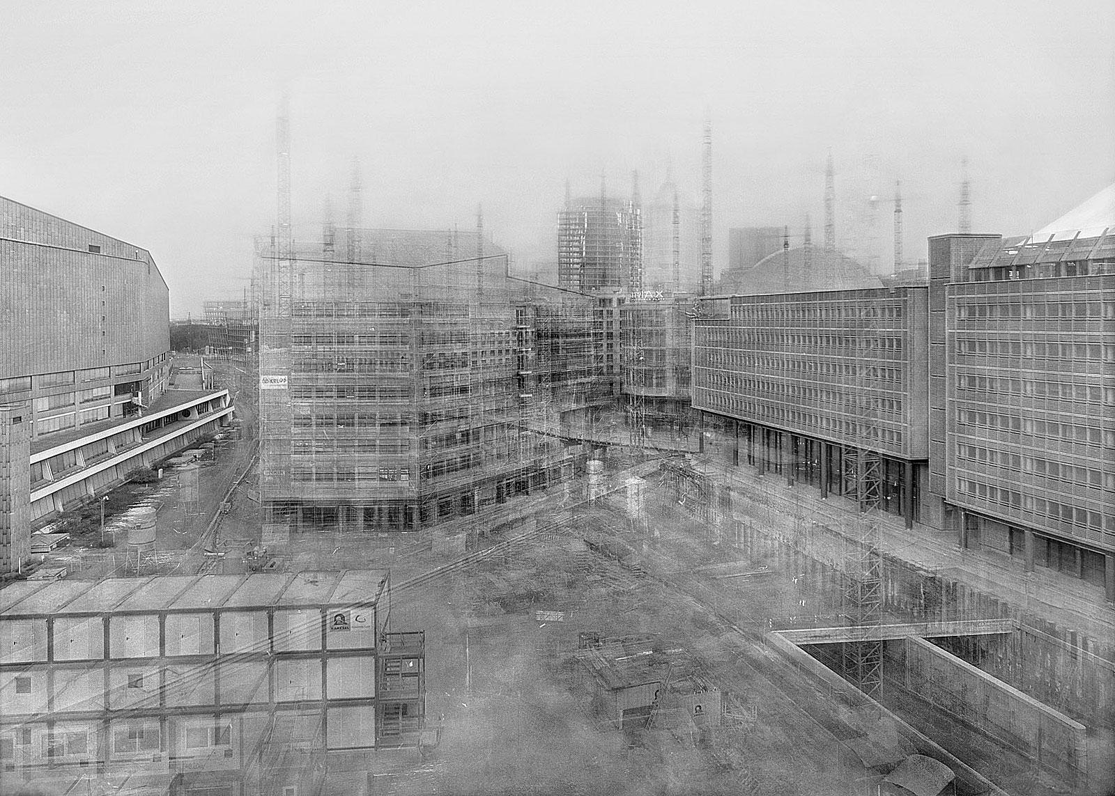 Potsdamer Platz, Berlin (5.4.1997 – 3.6.1999)