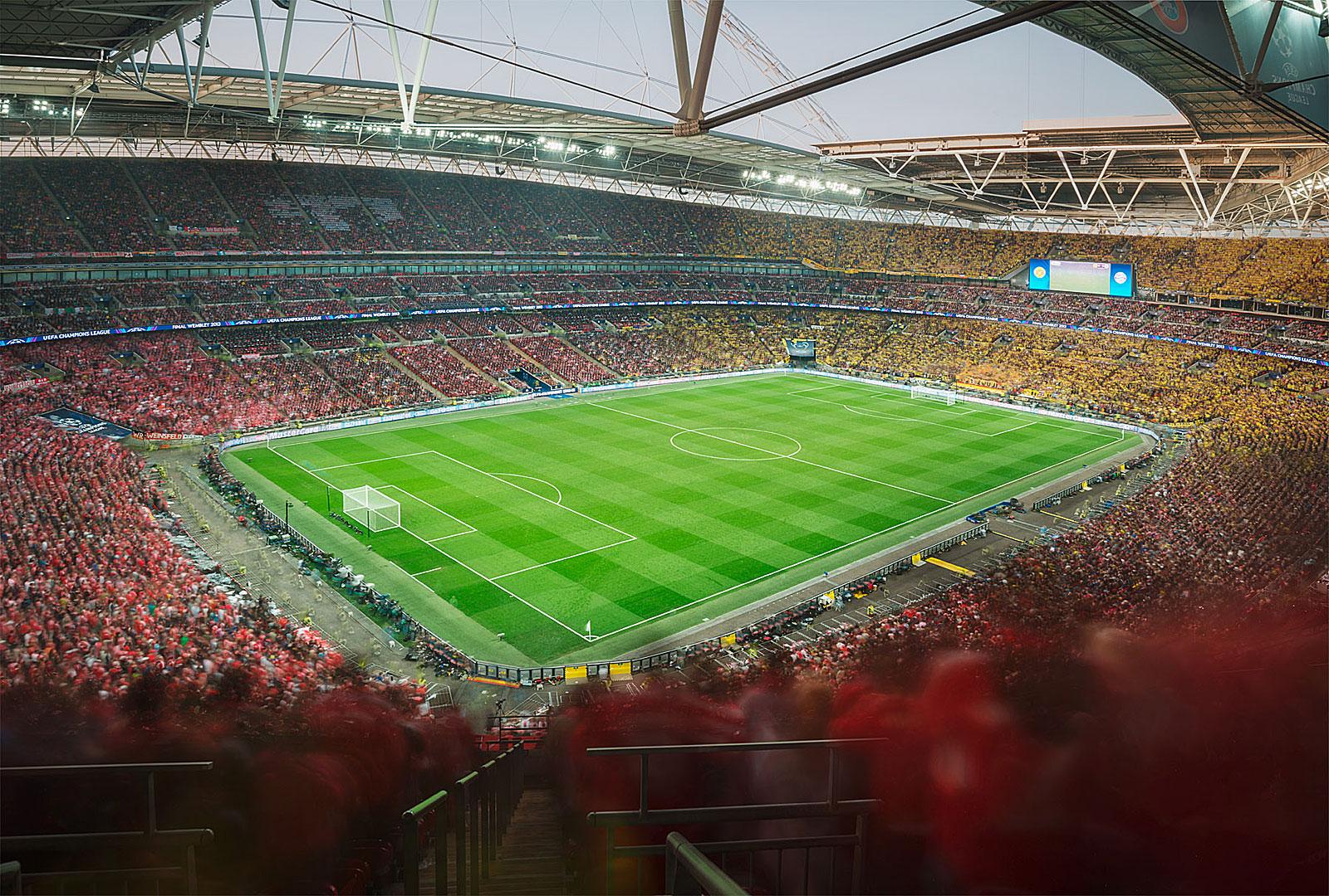 Borussia Dortmund - FC Bayern München, Wembley Stadium (20.45 - 22.40 Uhr, 25.5.2013)
