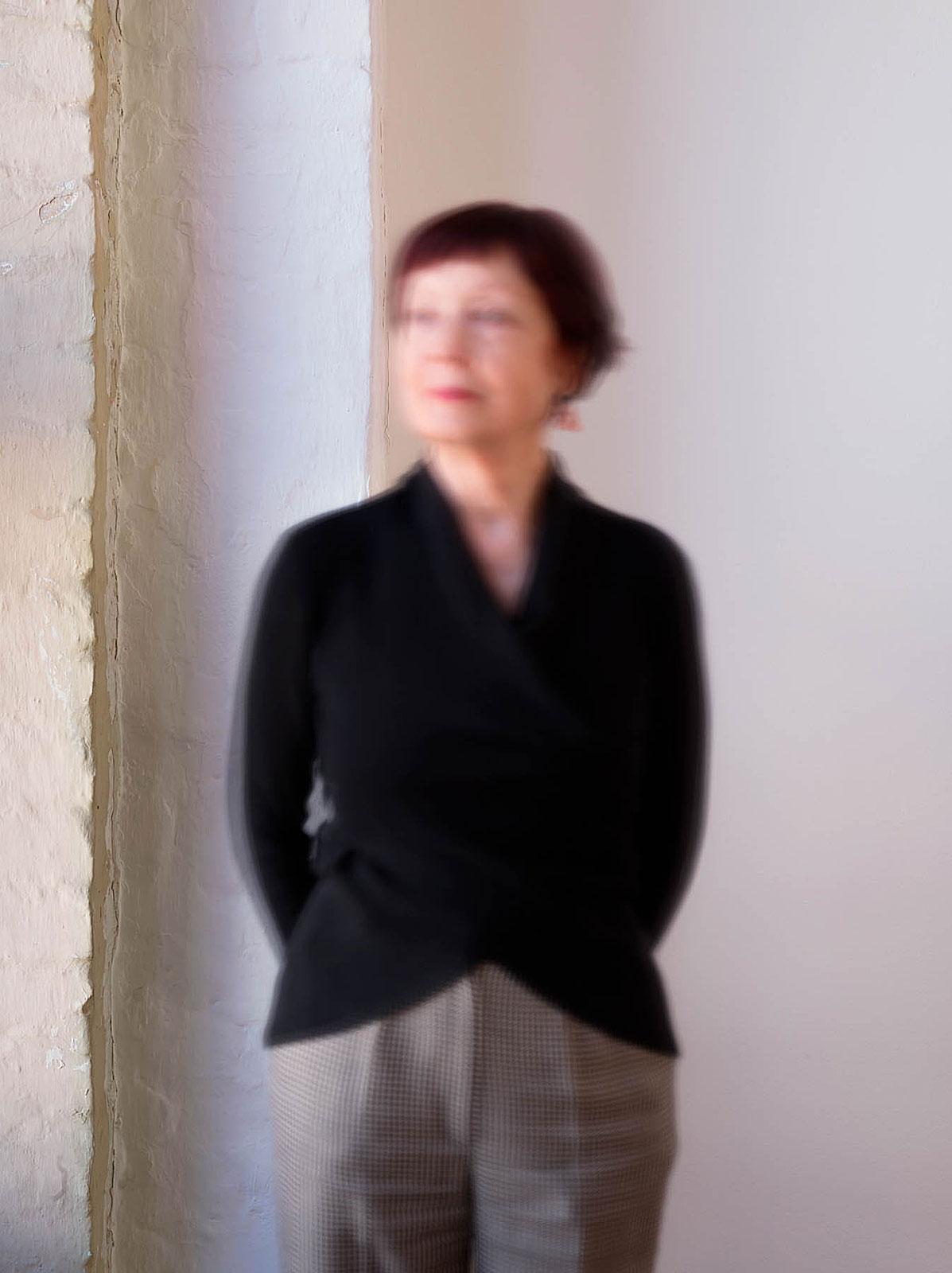Erika Hoffmann (10.41 - 10.46 Uhr, 23.4.2015)