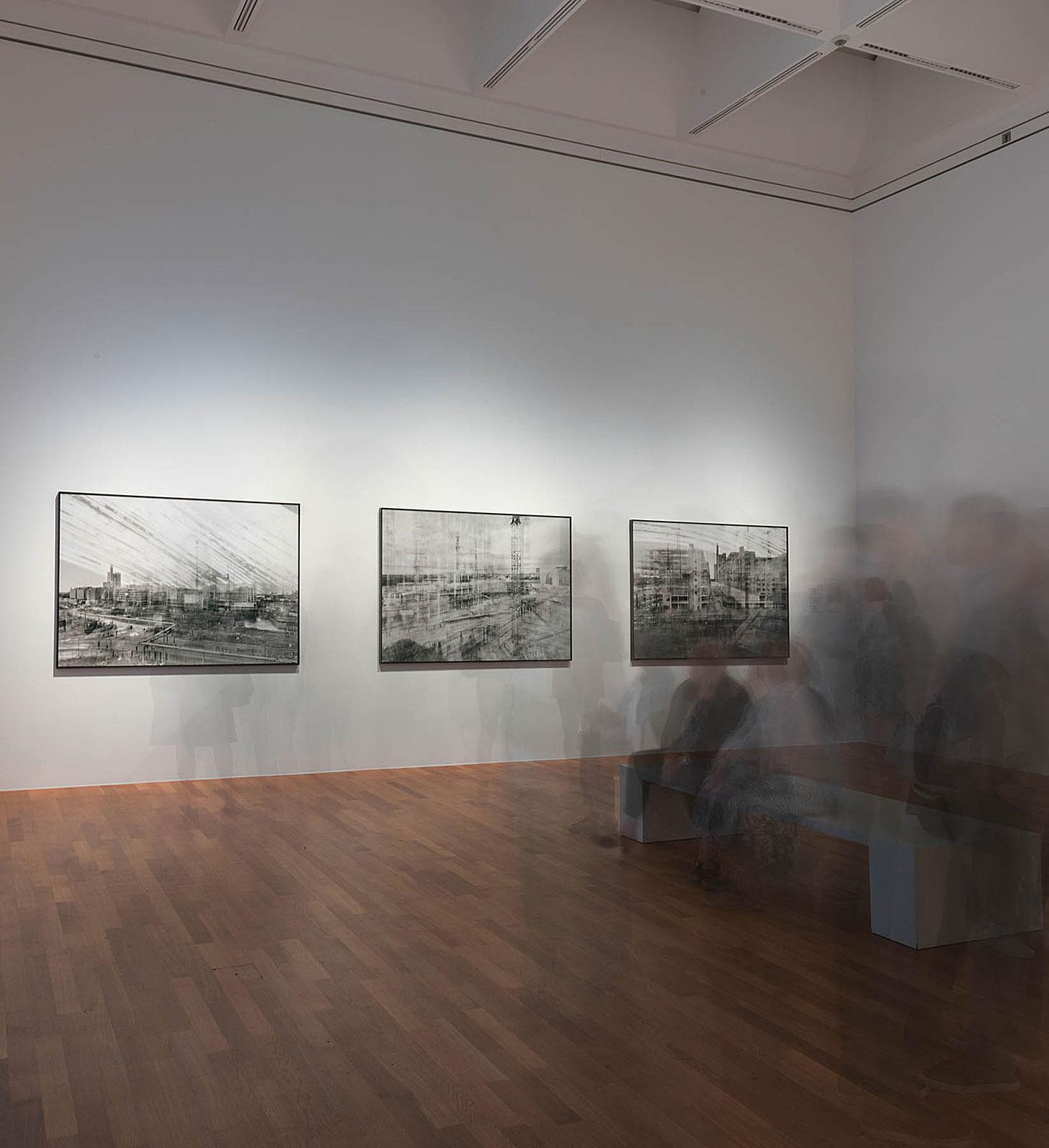 """Ausstellung """"EchtZEIT"""", Kunstmuseum Bonn (21.29 - 21.36 Uhr, 8.6.2016)"""