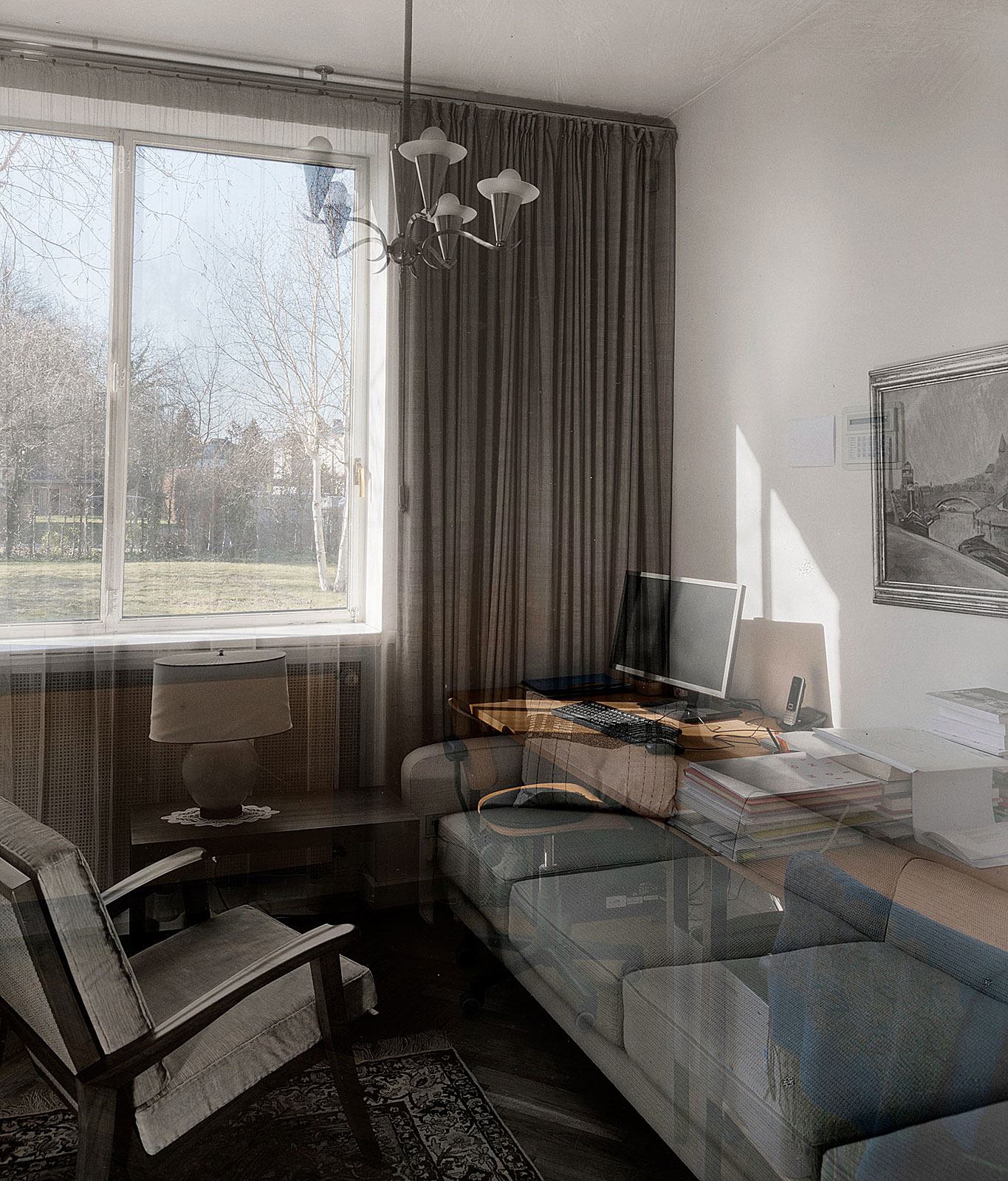 Mies van der Rohe Haus, Berlin (1938 - 2018)
