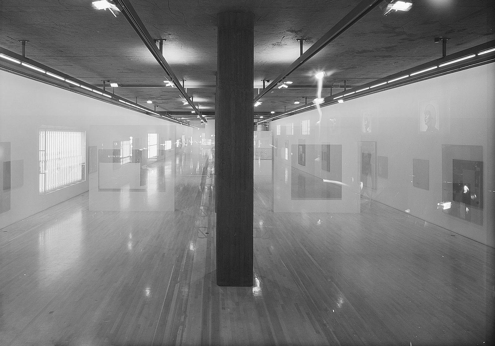 Kunstbau, Lenbachhaus München (29.7.1996 – 29.7.1997)