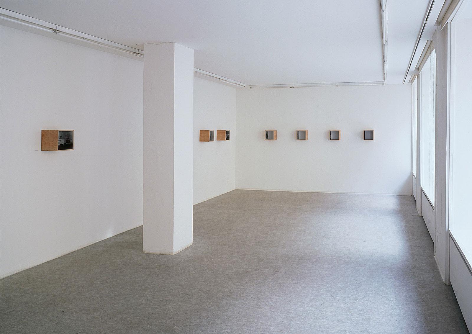 Salzburg 1990, Camera Controversa, Ladengalerie Lothringerstrasse München