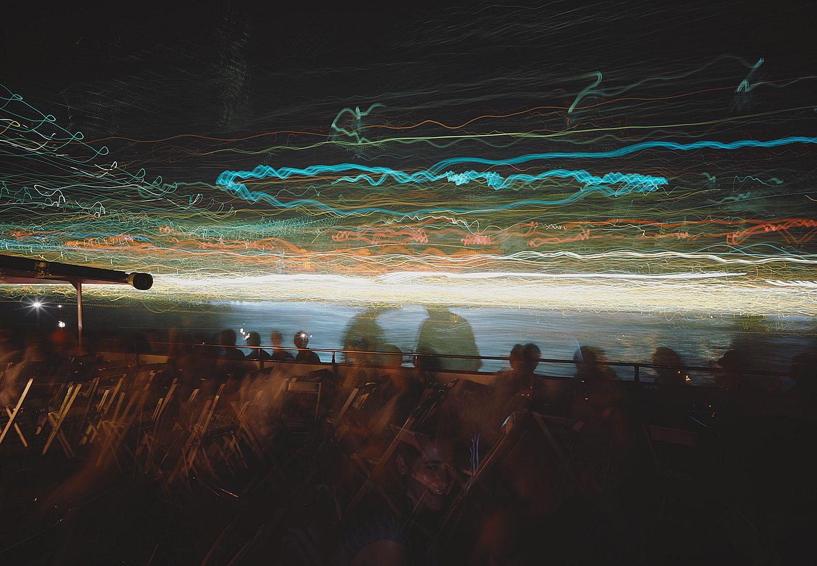 Seaport Music Cruise, New York (21.30 - 23.00 Uhr, 25.6.1998)