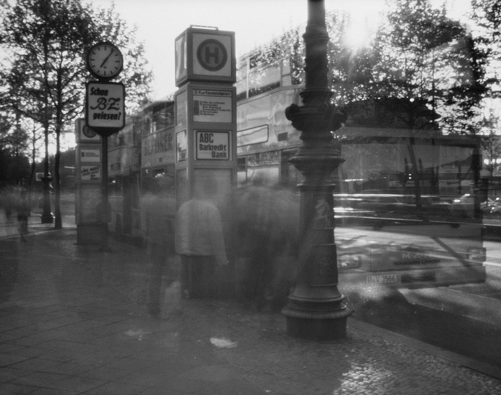 Busshaltestelle