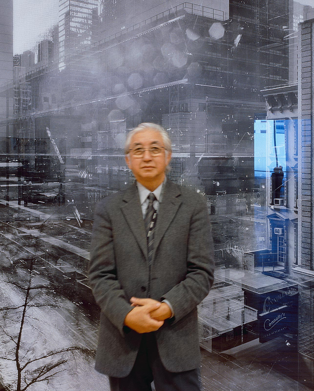 Yoshio Taniguchi (15.25 - 15.30 Uhr, 19.11.2004)