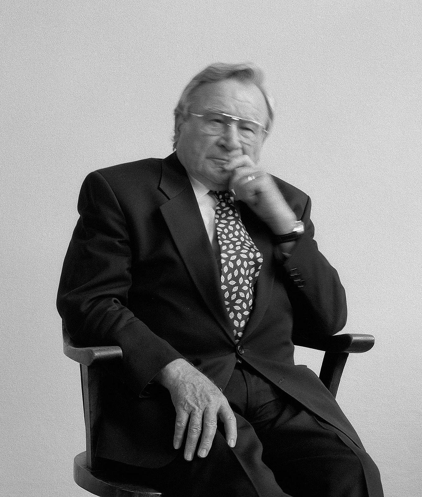 Artur Fischer (14.10 - 14.15 Uhr, 26.3.1997)