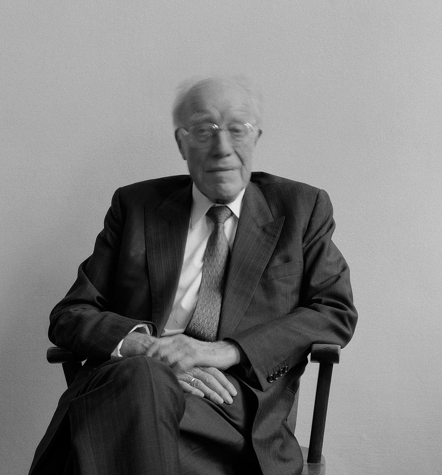 Heinz Maier-Leibnitz (11.35 - 11.40 Uhr, 24.3.1997)