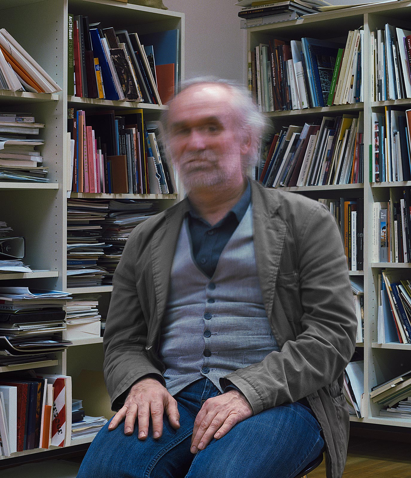 Eugen Blume (10.18. - 10.23 Uhr, 15.1.2009)
