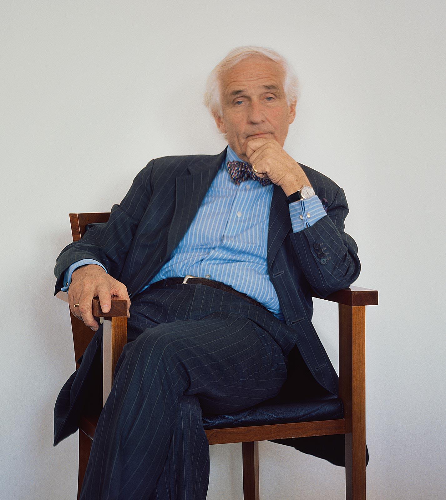 Peter Raue (15.18 - 15.23 Uhr, 24.4.2008)