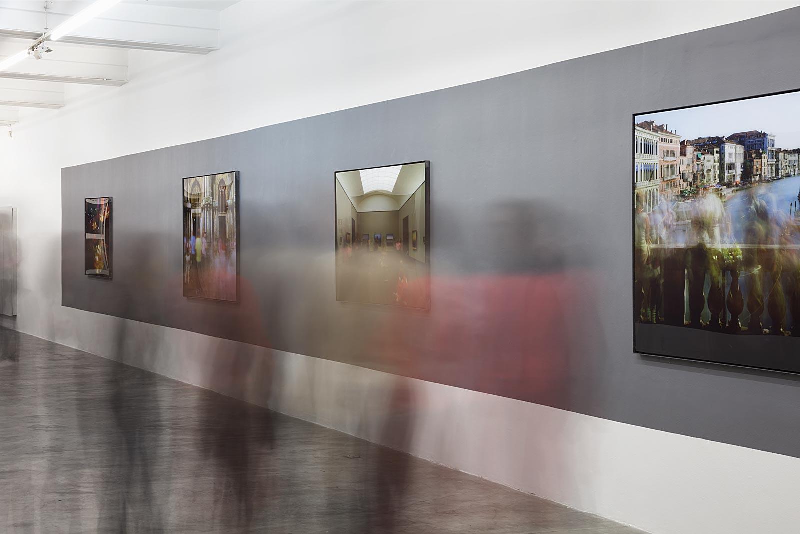 Galeria Oscar Cruz (18.04 - 18.14 Uhr, 27.5.2010)
