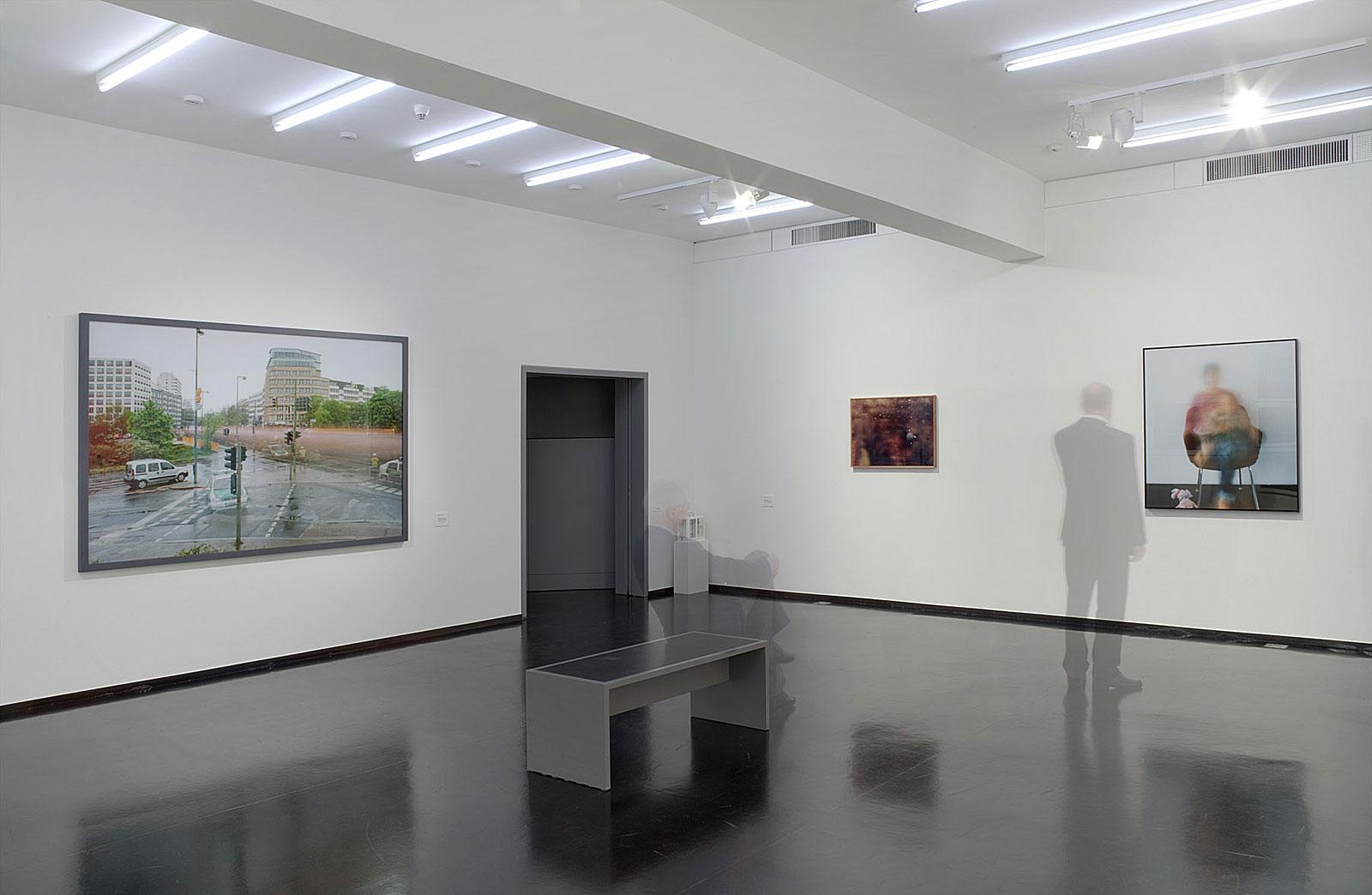 Unscharf - nach Gerhard Richter, Kunsthalle Hamburg