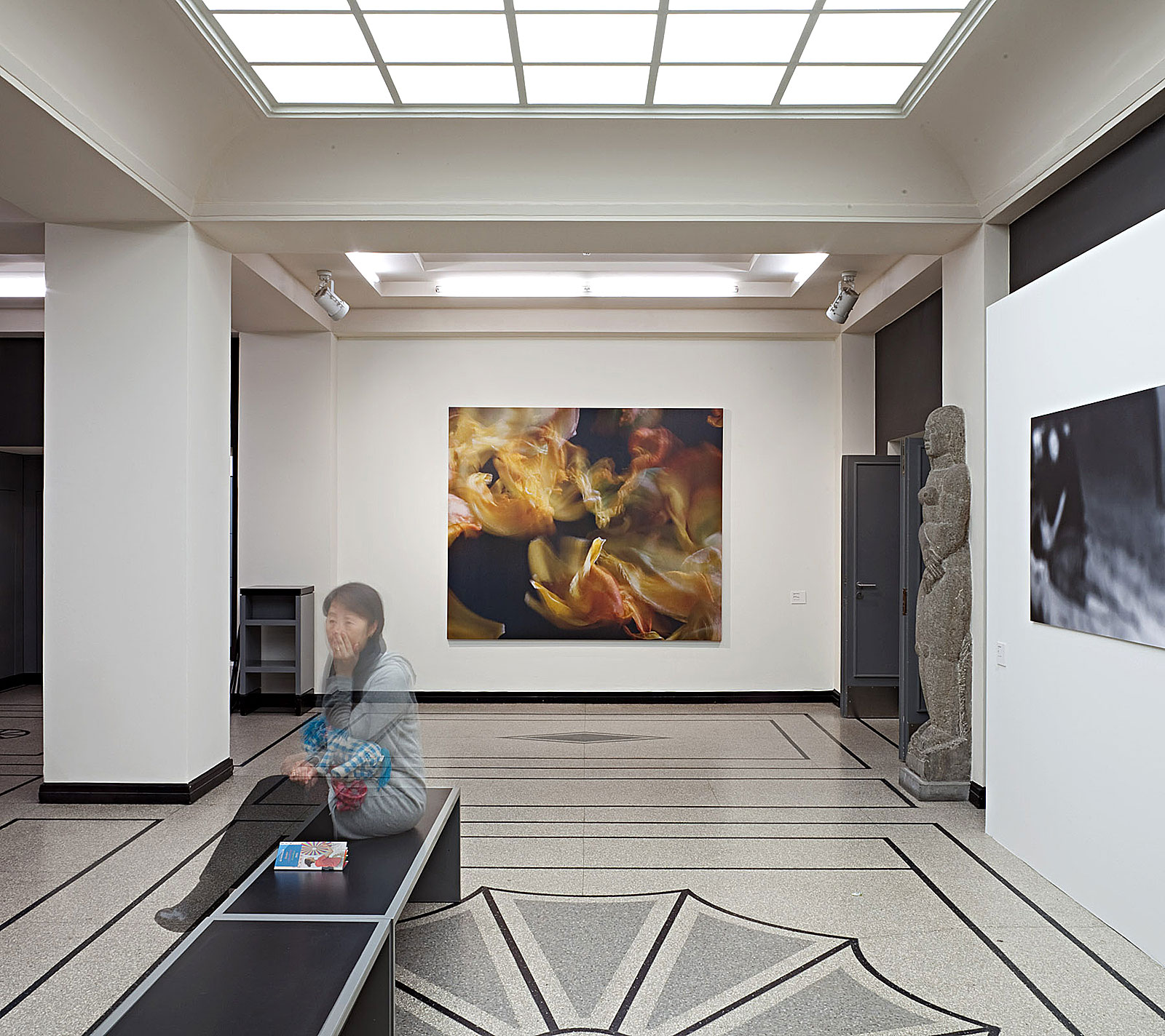 Unscharf - nach Gerhard Richter (12.38 Uhr, 10.2.2011)