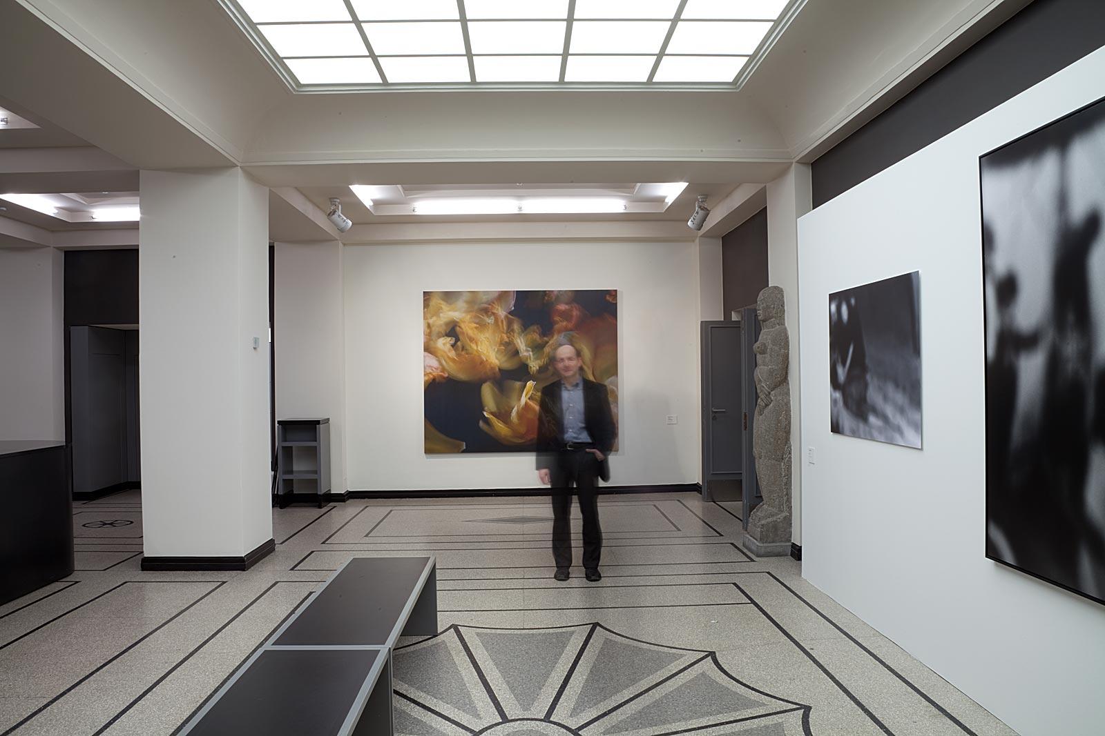 Unscharf - nach Gerhard Richter, Daniel Koep (12.42 - 12.43 UIhr, 10.2.2011)