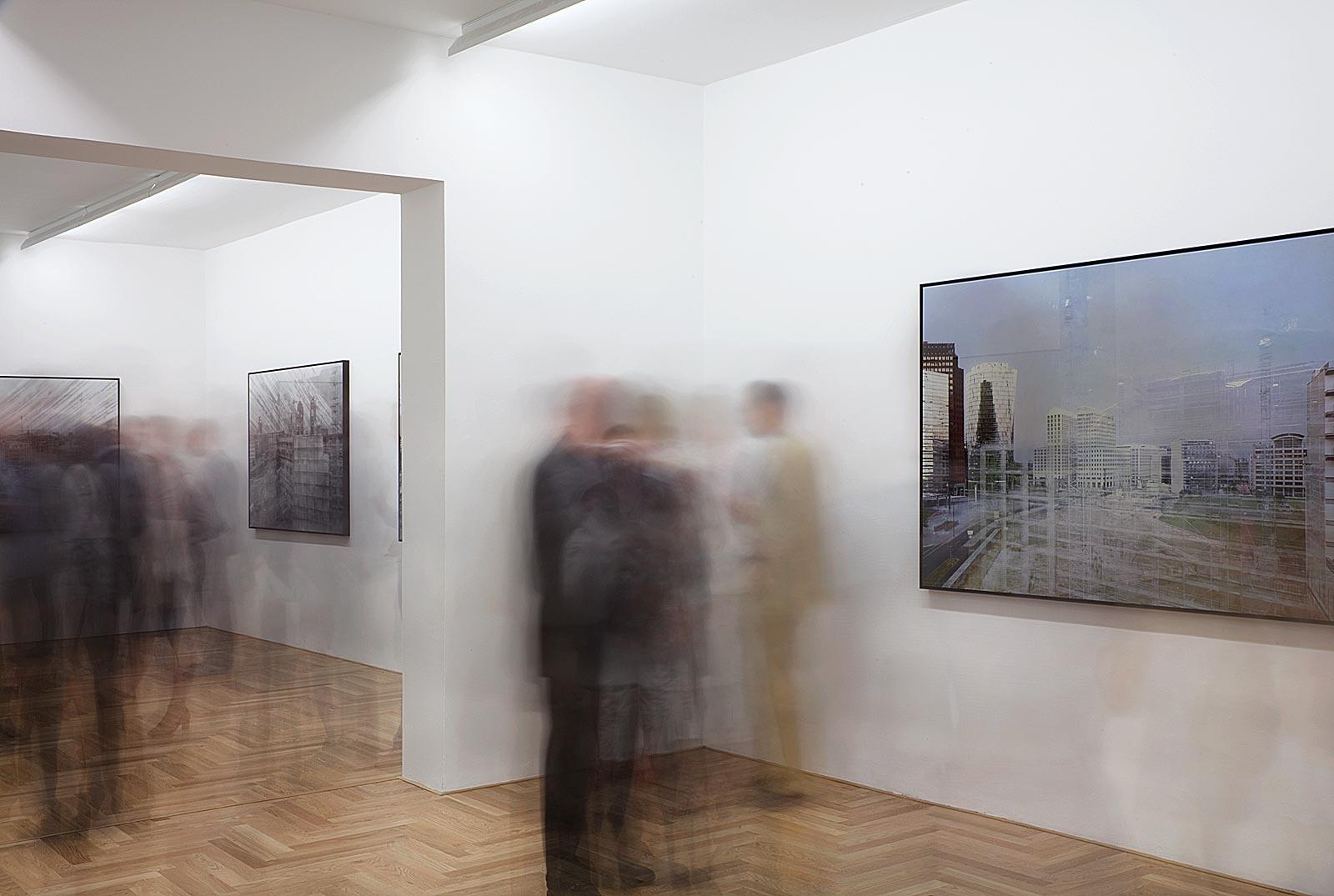 Galerie Fahnemann Berlin (19.04 - 19.13 Uhr, 20.5.2011)