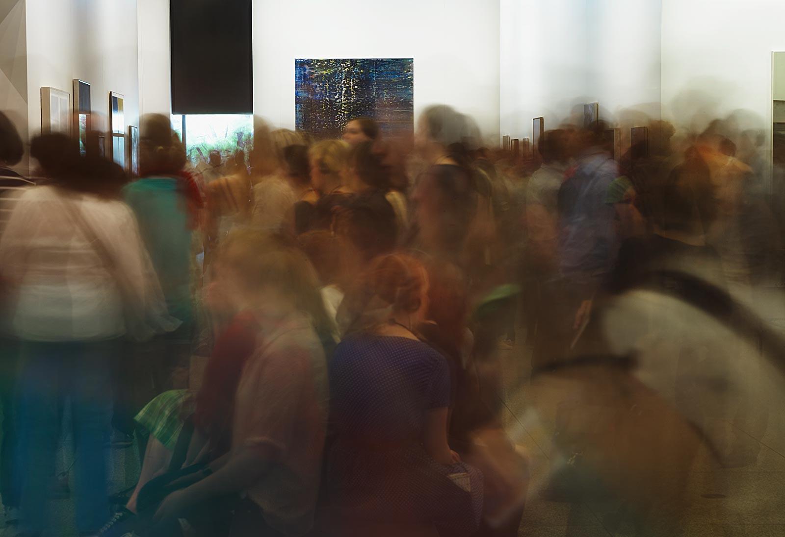 Neue Nationalgalerie, Berlin (16.11 - 16.13 Uhr, 10.5.2012)