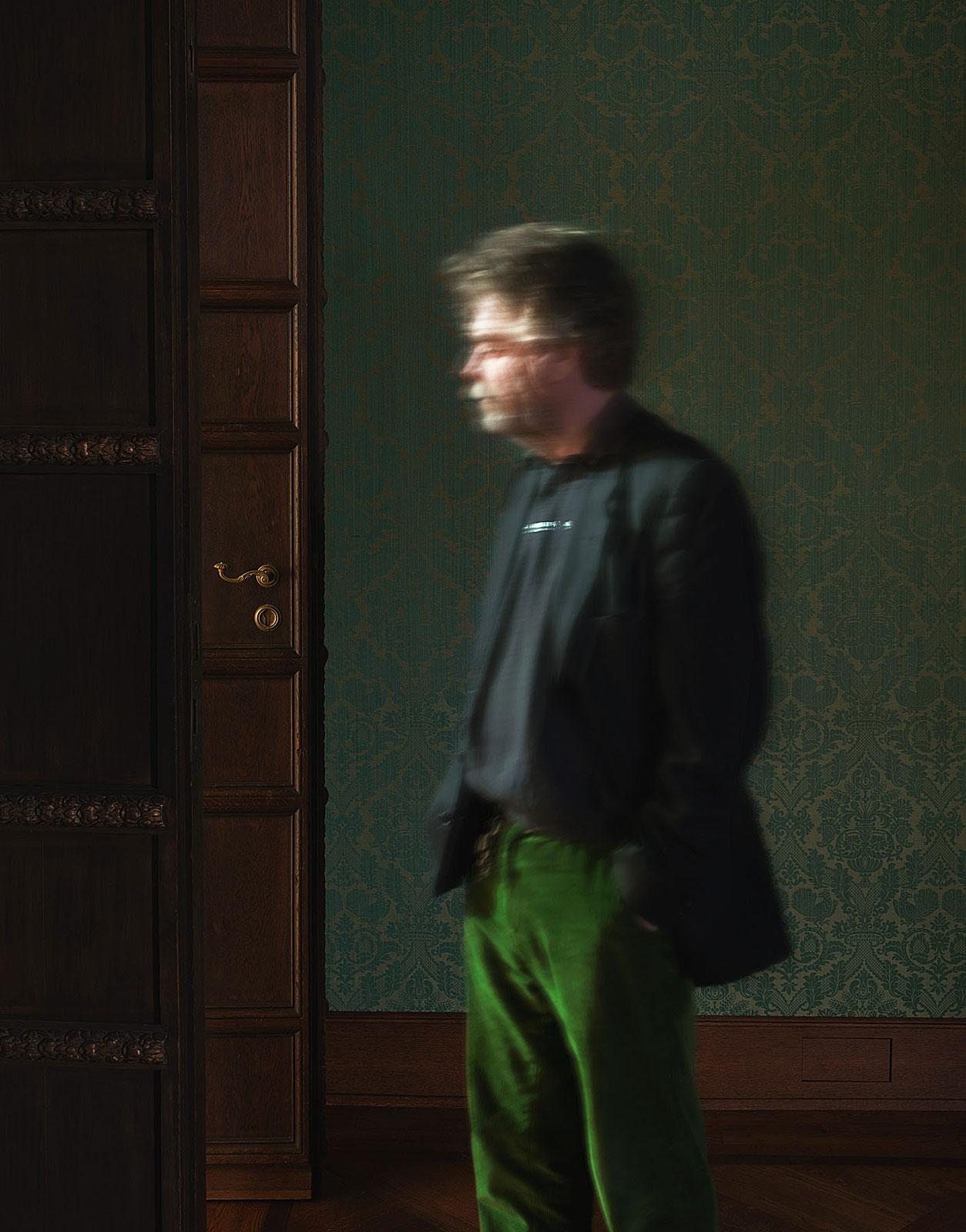 Helmut Friedel (15.49 - 15.54 Uhr, 21.1.2013)