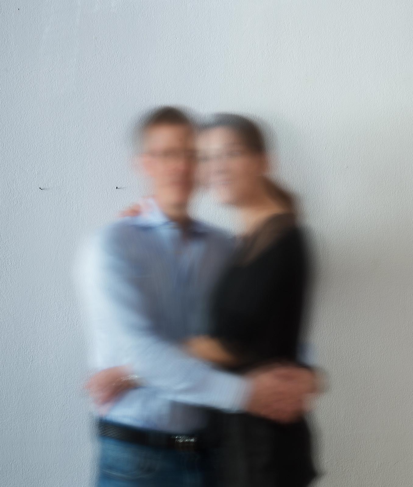 Christian und Elisabeth (10.58 - 11.03 Uhr, 6.4.2014)