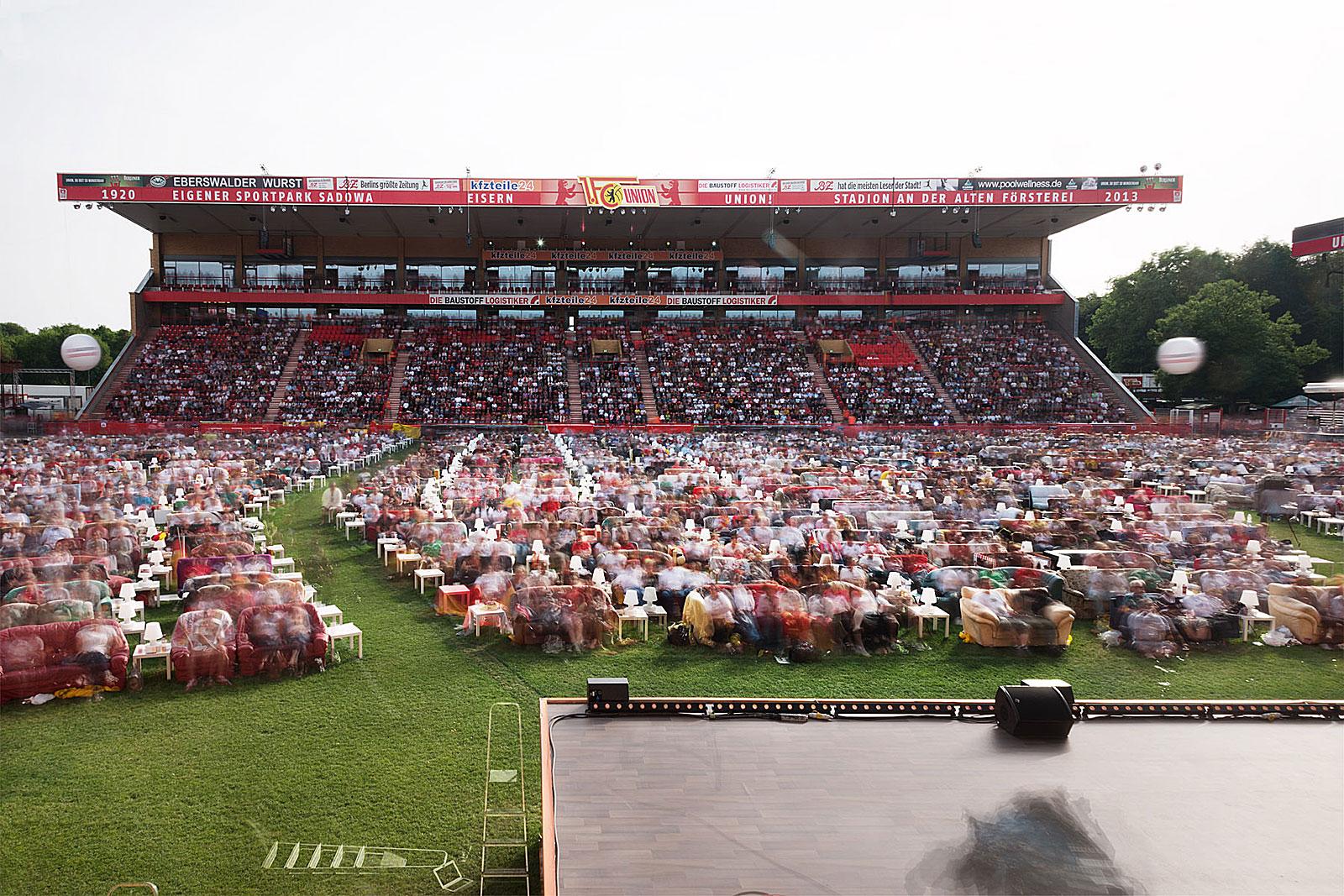 Deutschland - Portugal 4:0, Stadion An der Alten Försterei (18.00 - 19.51 Uhr, 16.6.2014)