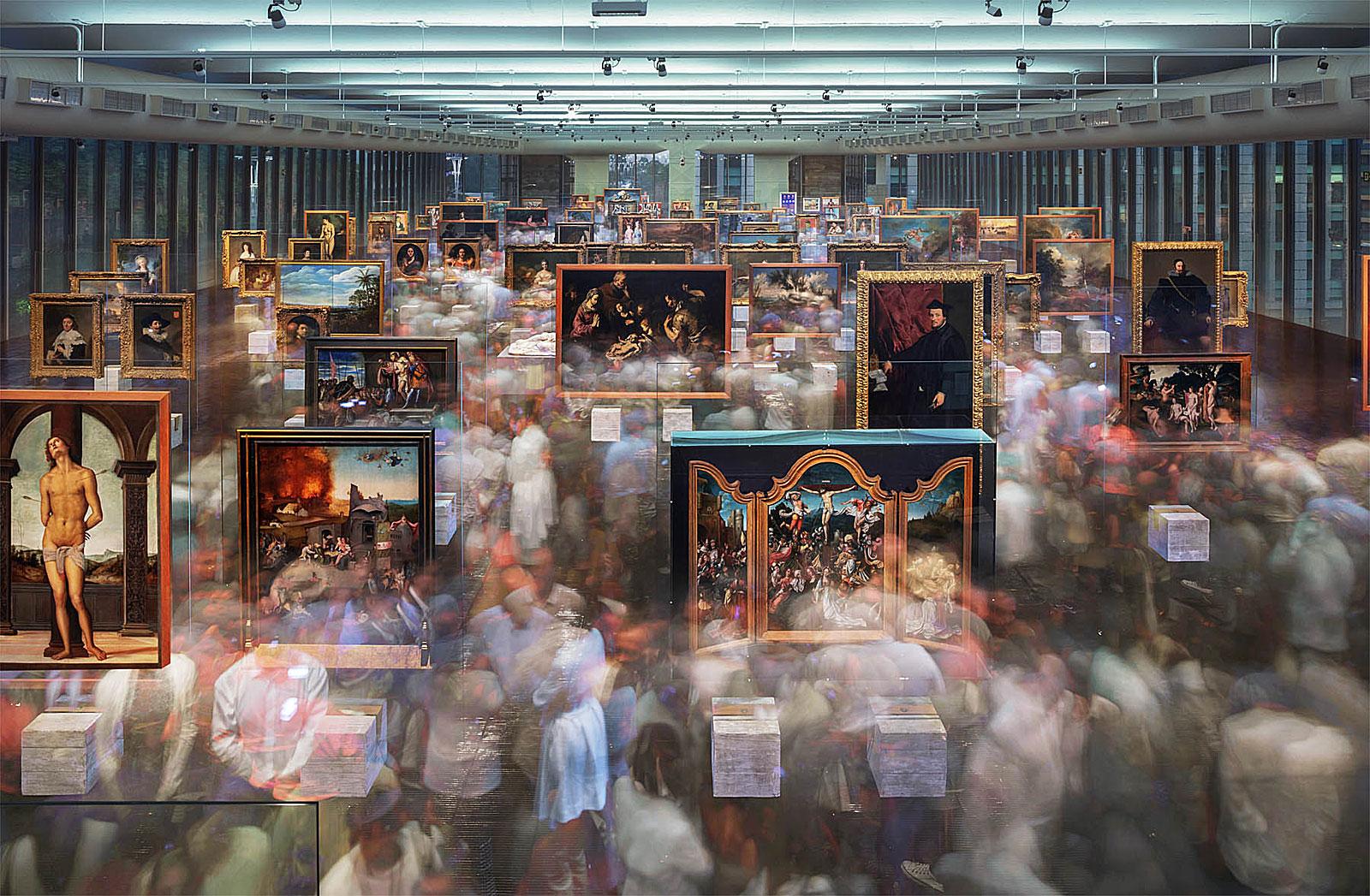 Abertura, Pinacoteca MASP (19.01 - 23.09 Uhr 10.12.2015)