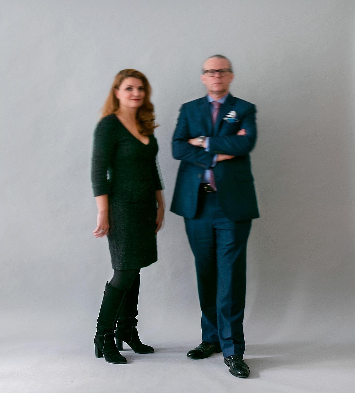 Corina und Max Krawinkel (17.26 - 17.31 Uhr, 27.4.2017)