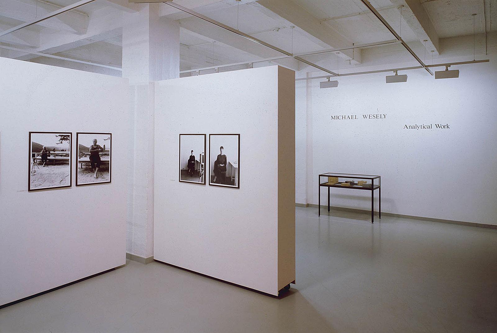 Analytical work, Museum voor Fotografie, Antwerpen