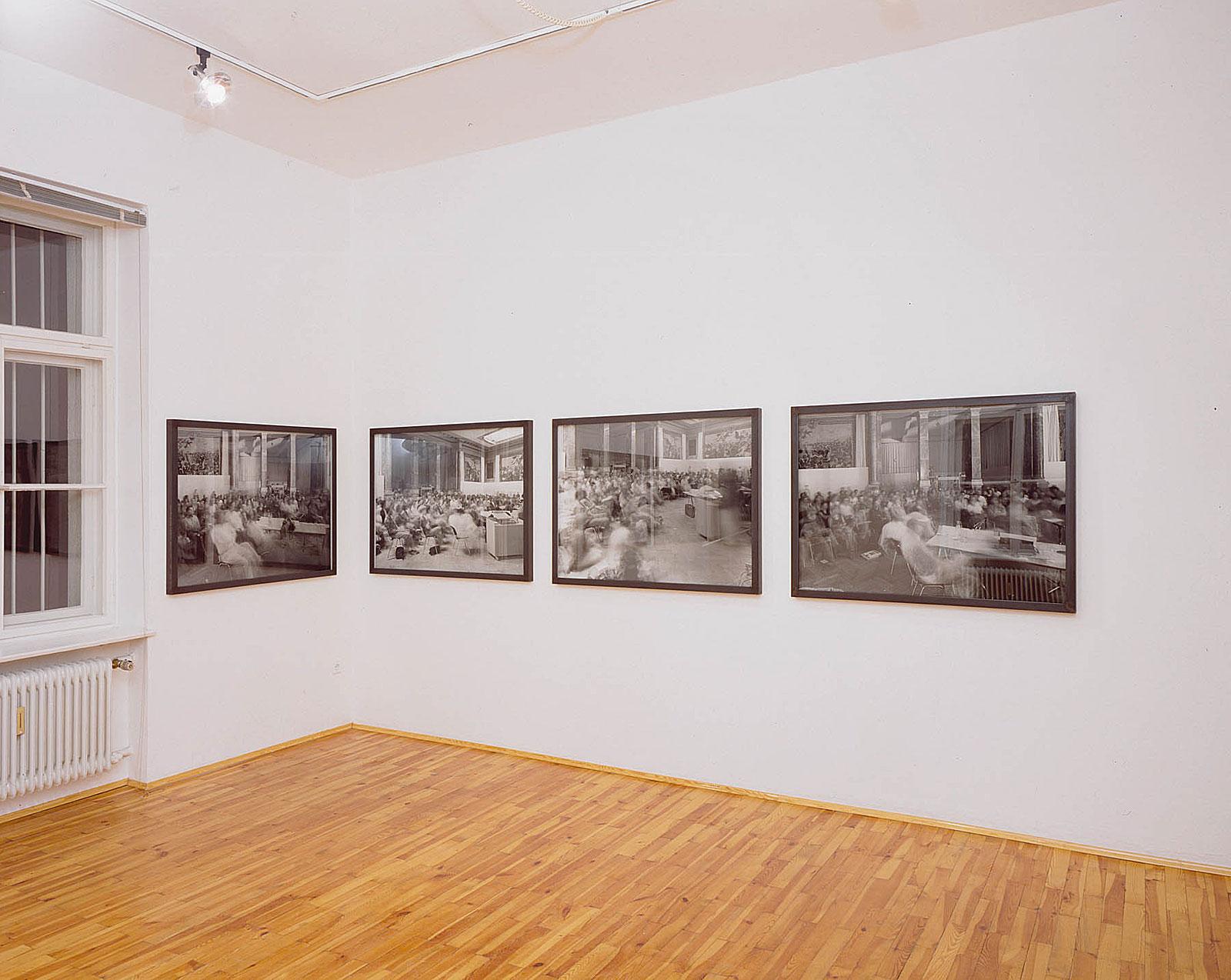 Handarbeit, Galerie Binder & Rid, München