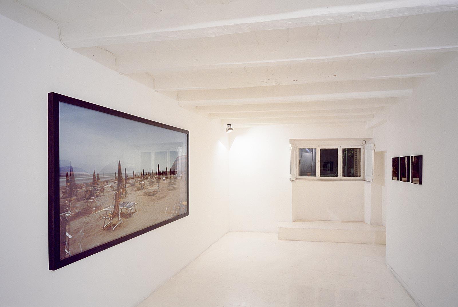 Spiaggia, Galeria Primo Piano, Rom