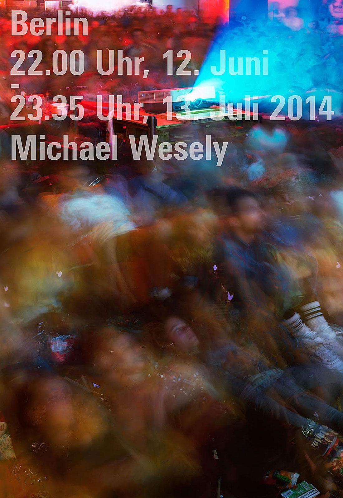 Berlin (22.00 Uhr, 12. Juni - 23.35 Uhr, 13. Juli 2014)