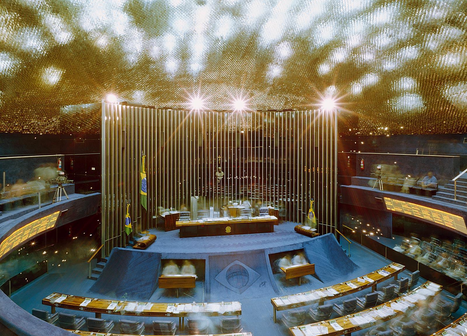 Senado Federal, Congresso Nacional, Brasilia