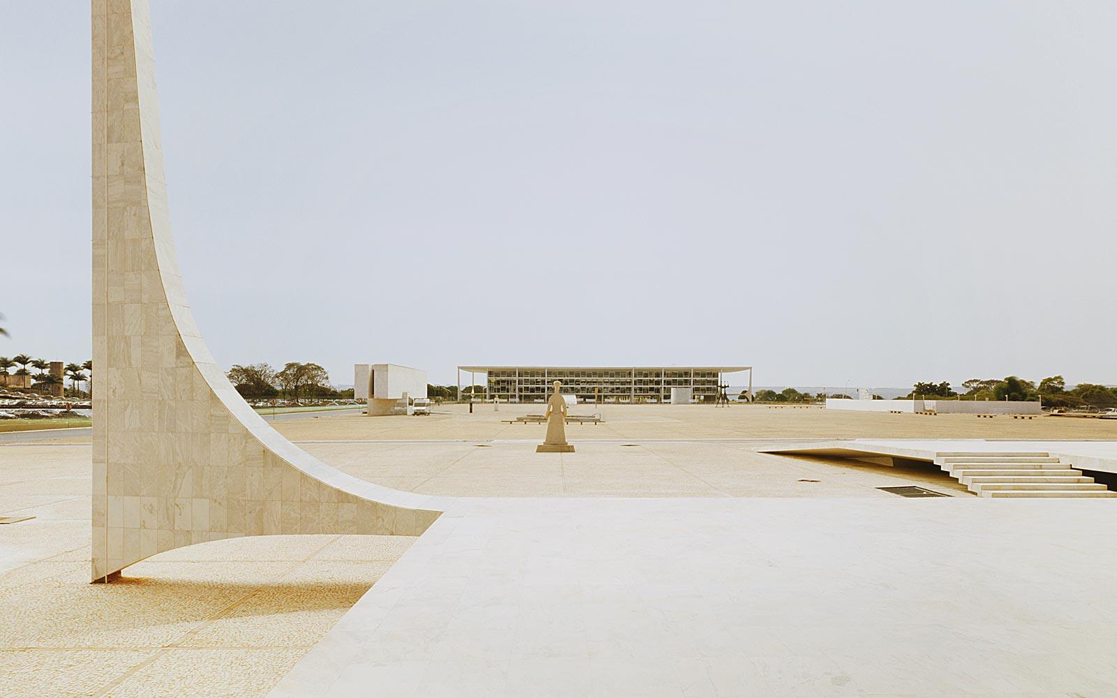 Praça dos Três Poderes, Brasilia