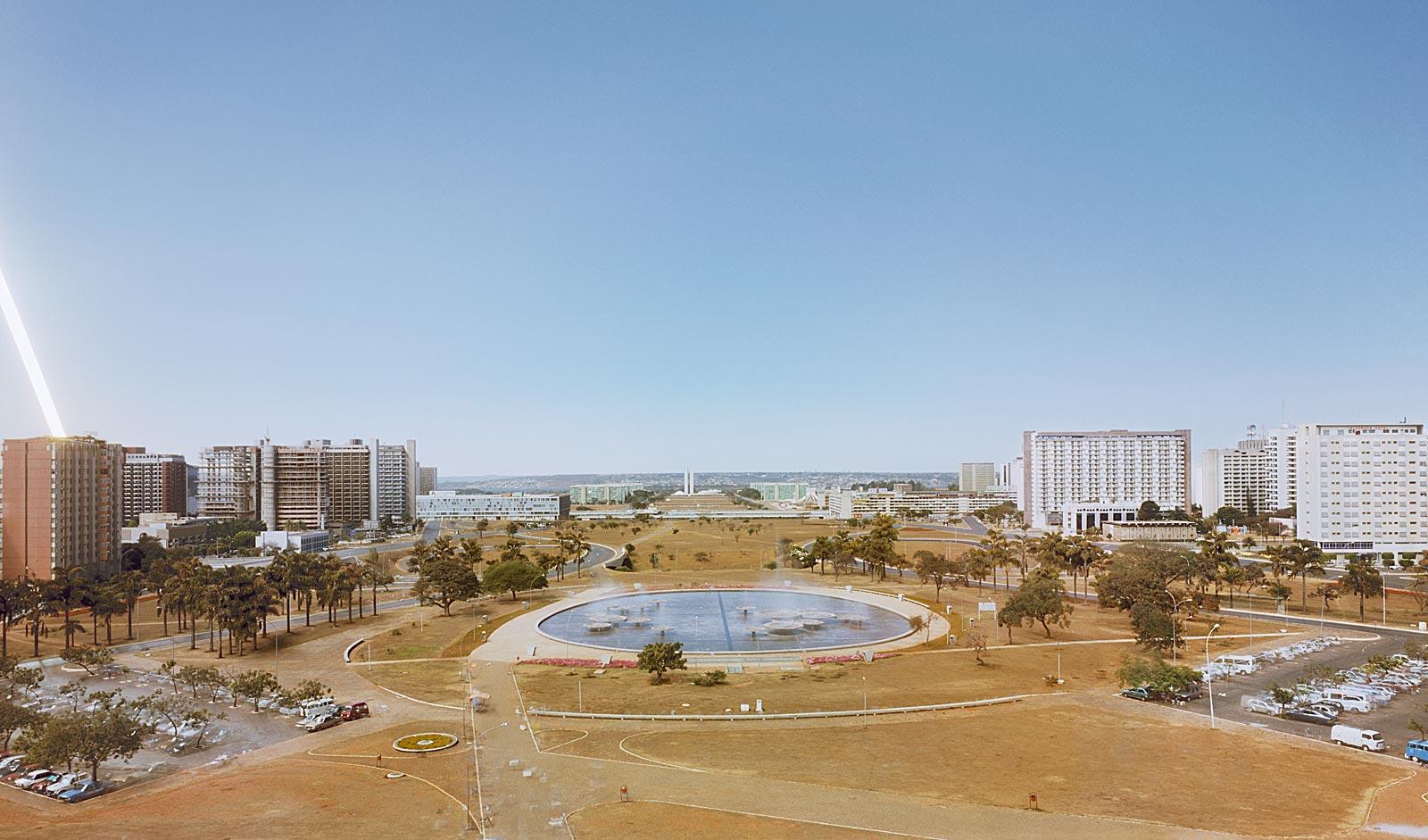 Vista da Torre de TV, Brasilia