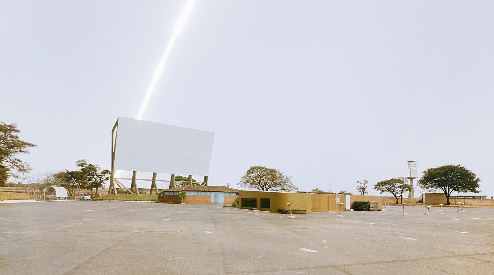 Cine Drive-in, Brasilia