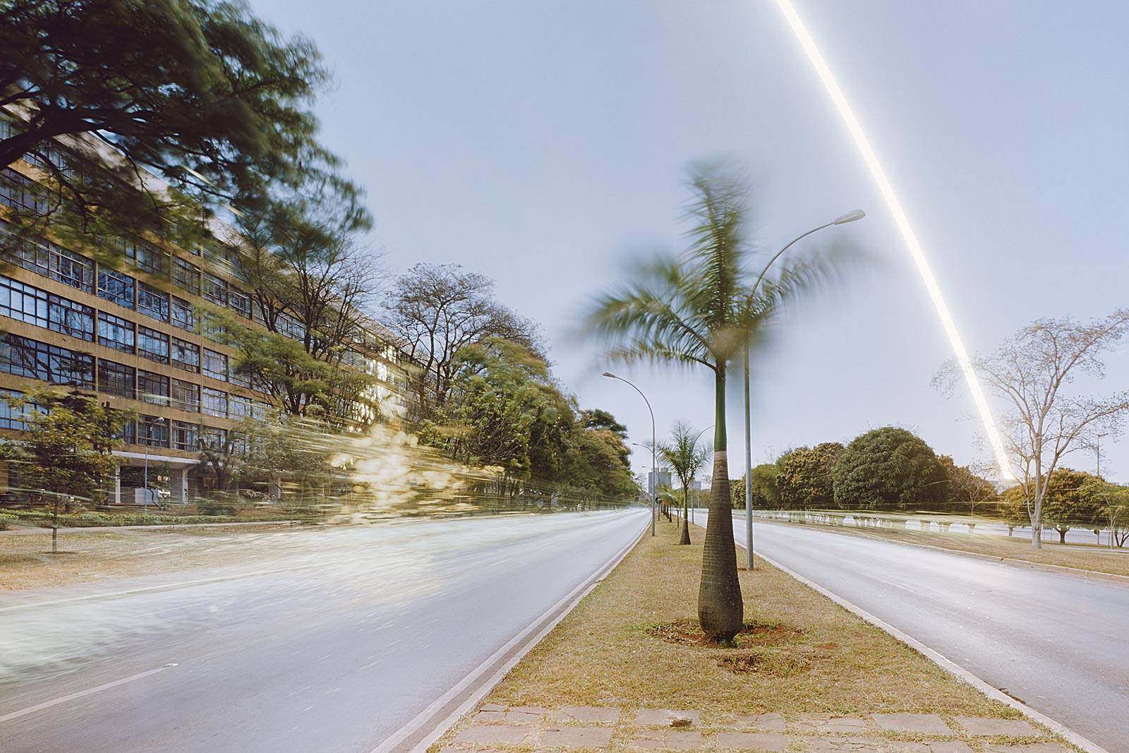 Eixo Rodoviário, Brasilia