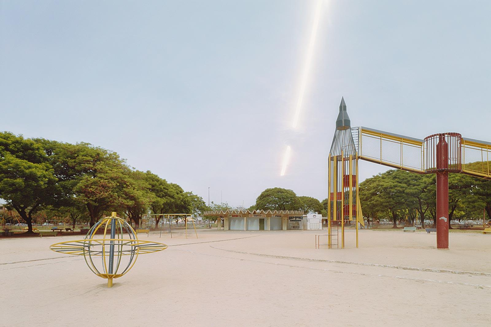 Parque da Cidade Sarah Kubitschek, Brasilia