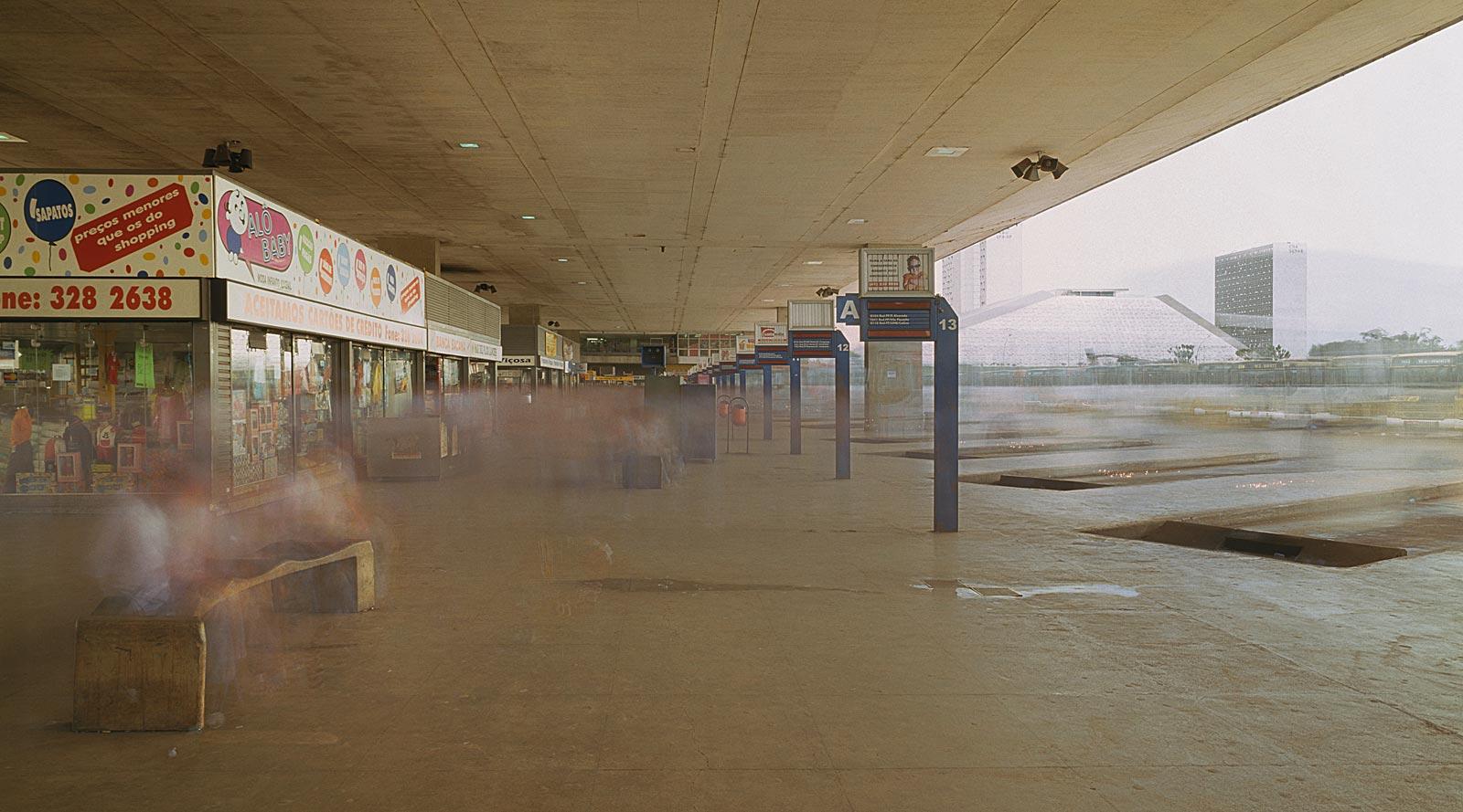 Plataforma Rodoviária, Brasilia