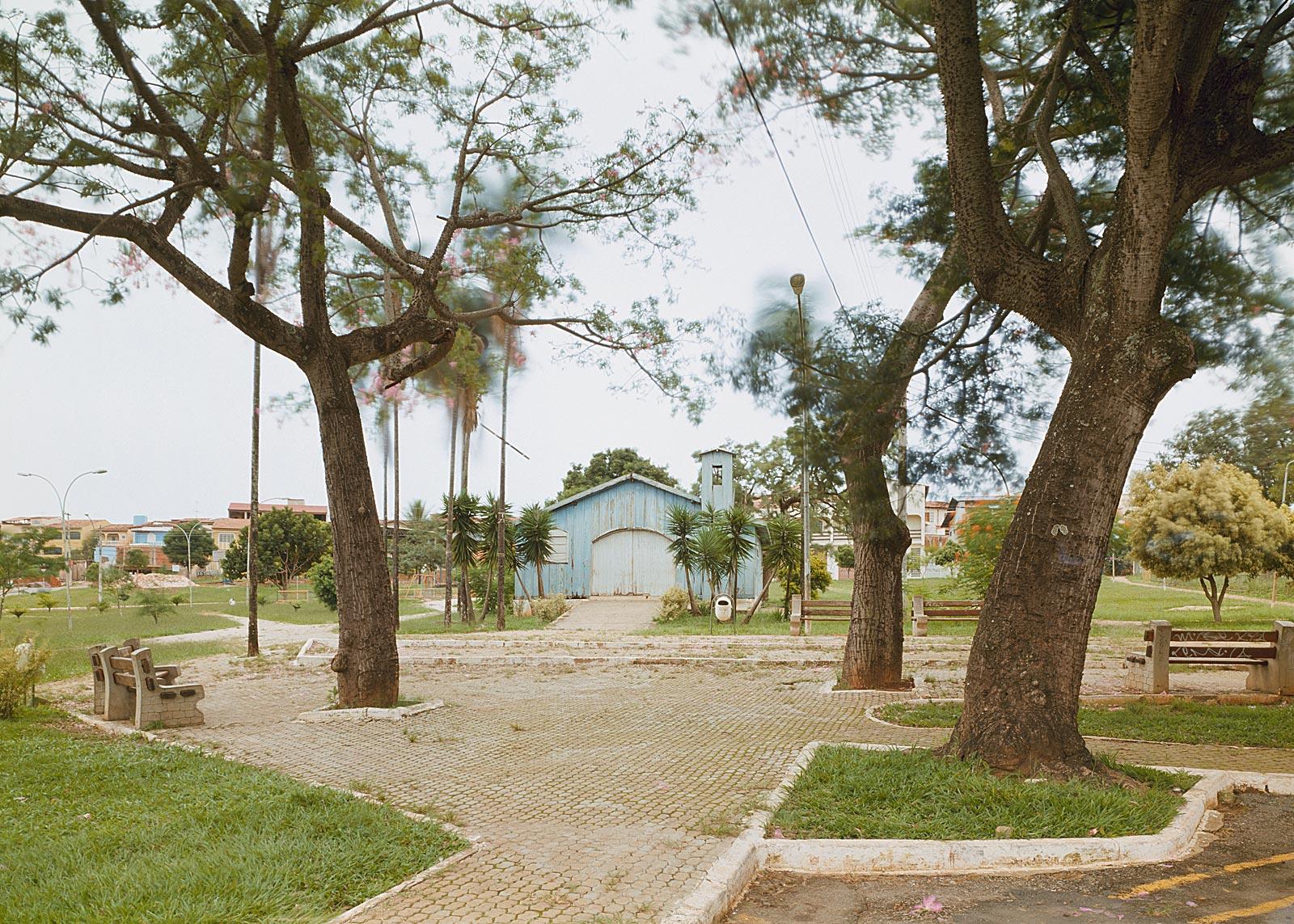 Praça da Igreja Nossa Senhora Aparecida, Metropolitana, Brasilia