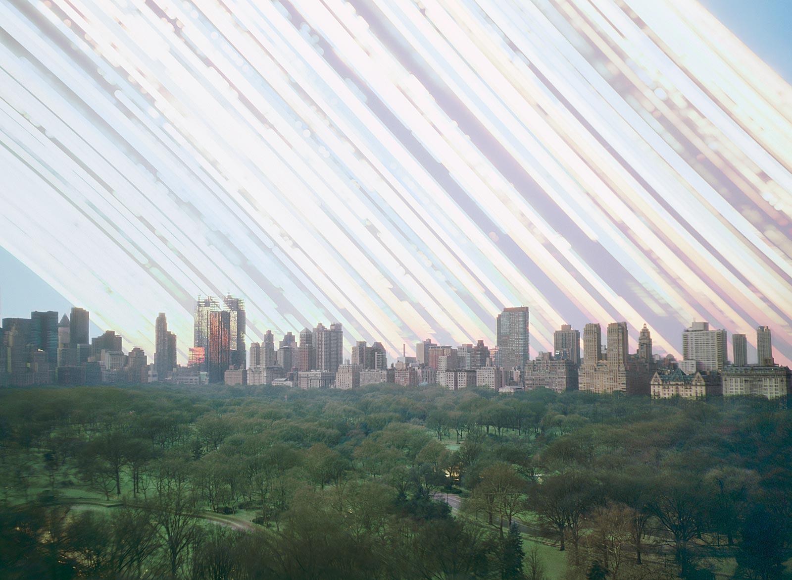 Central Park, New York (18.10.2002 - 18.10.2003)