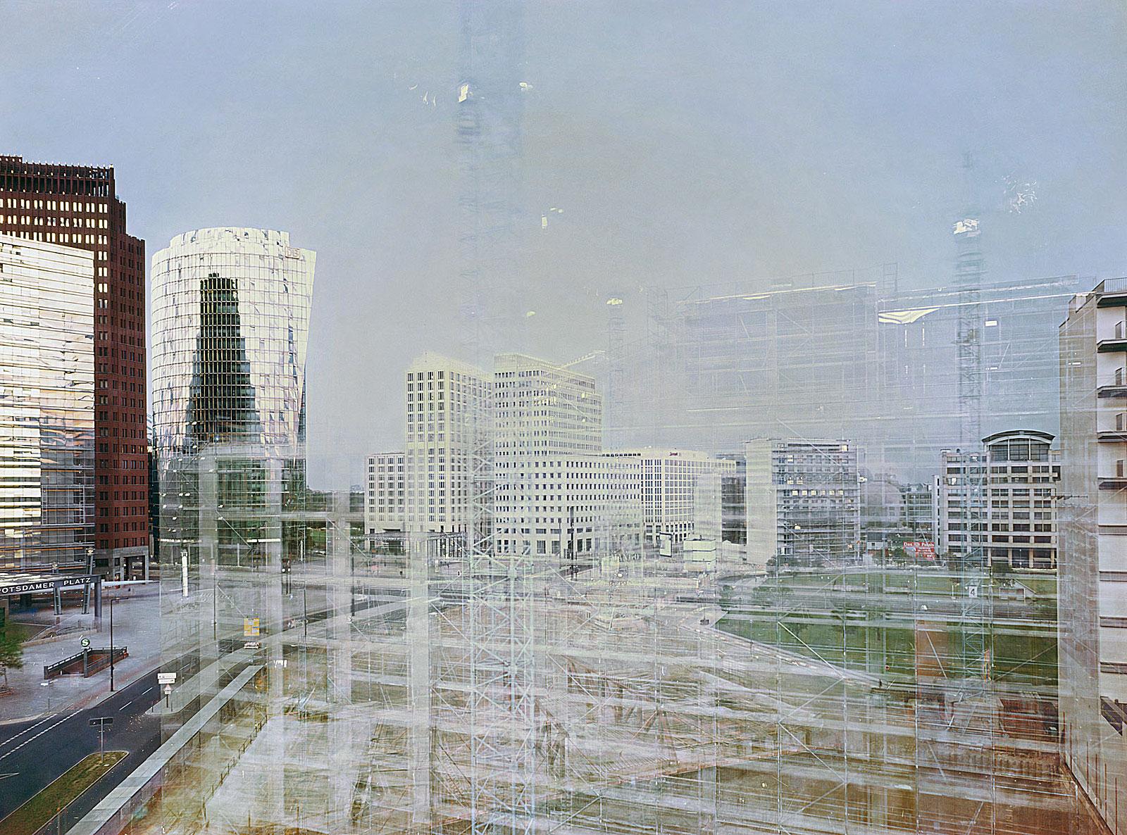 Potsdamer Platz und Leipziger Platz, Berlin (20.4.2004 -12.1.2006)