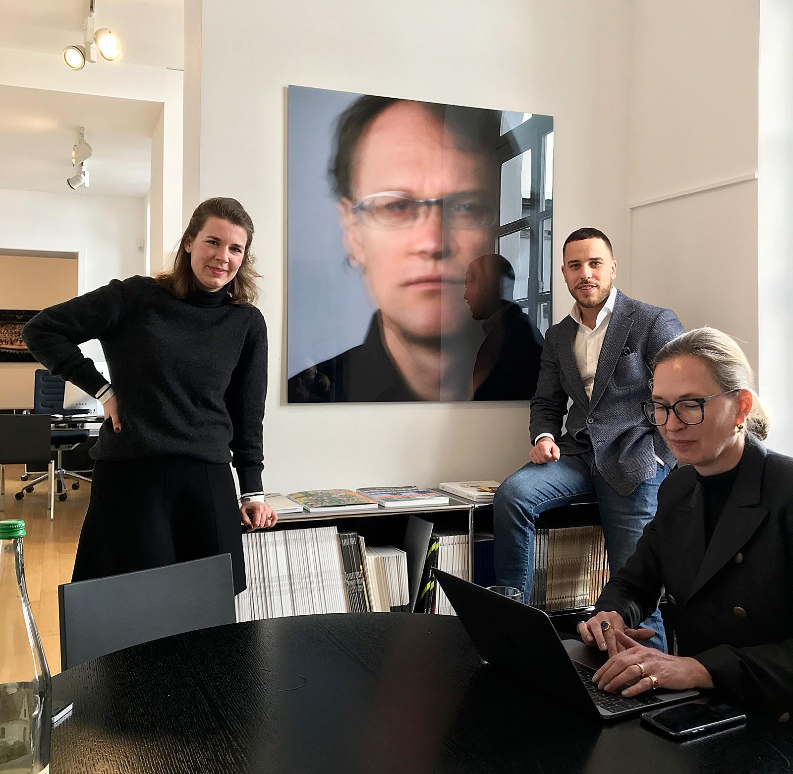 The camera was present (1988-2018), Grisebach Düsseldorf